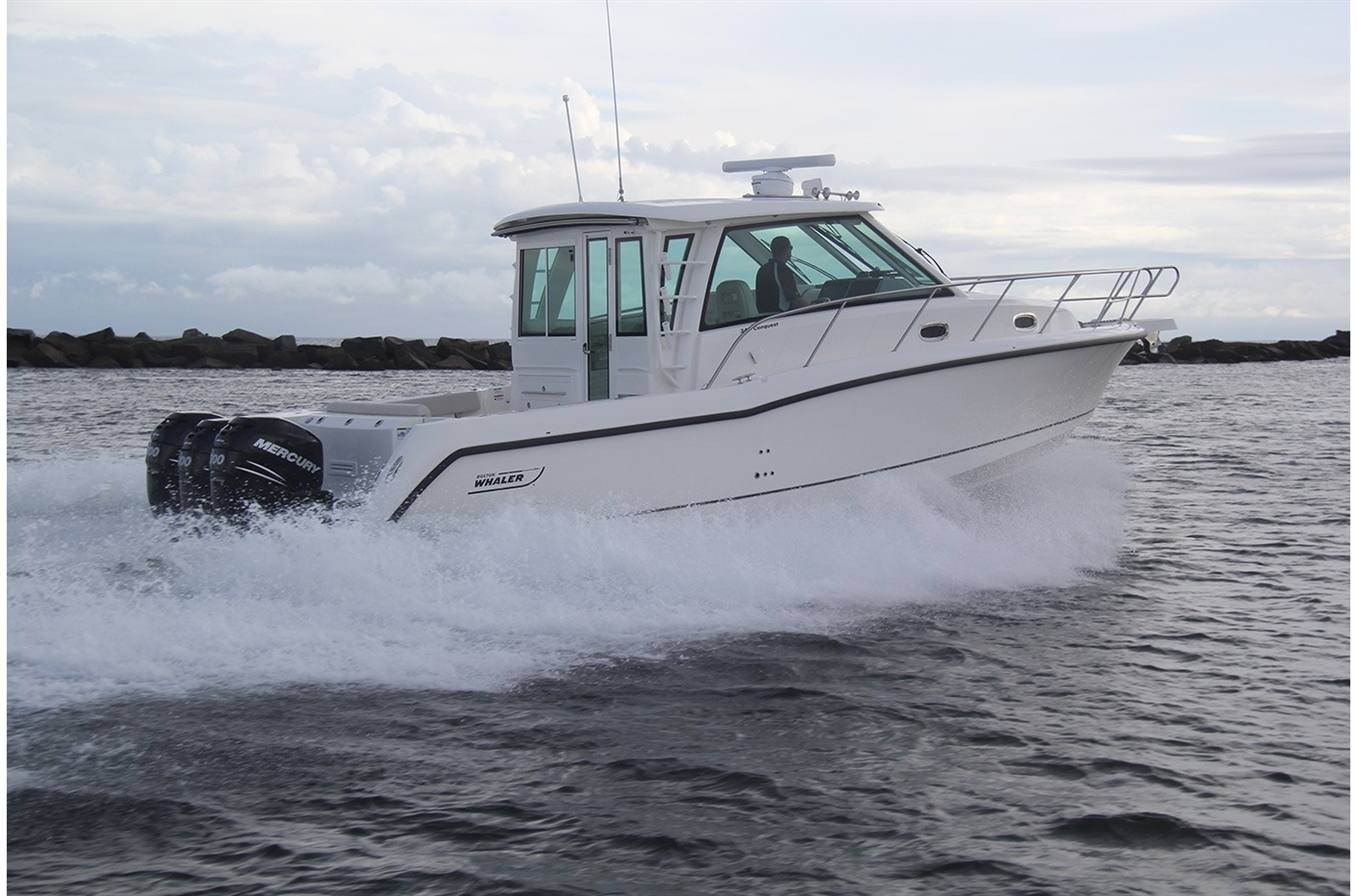 2019 Boston Whaler 345 Conquest Pilothouse for sale in Vancouver, BC