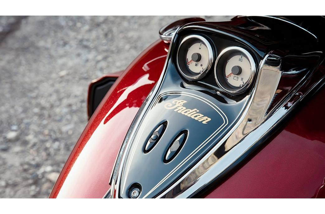 2019 Indian Motorcycle Indian® Roadmaster® Elite