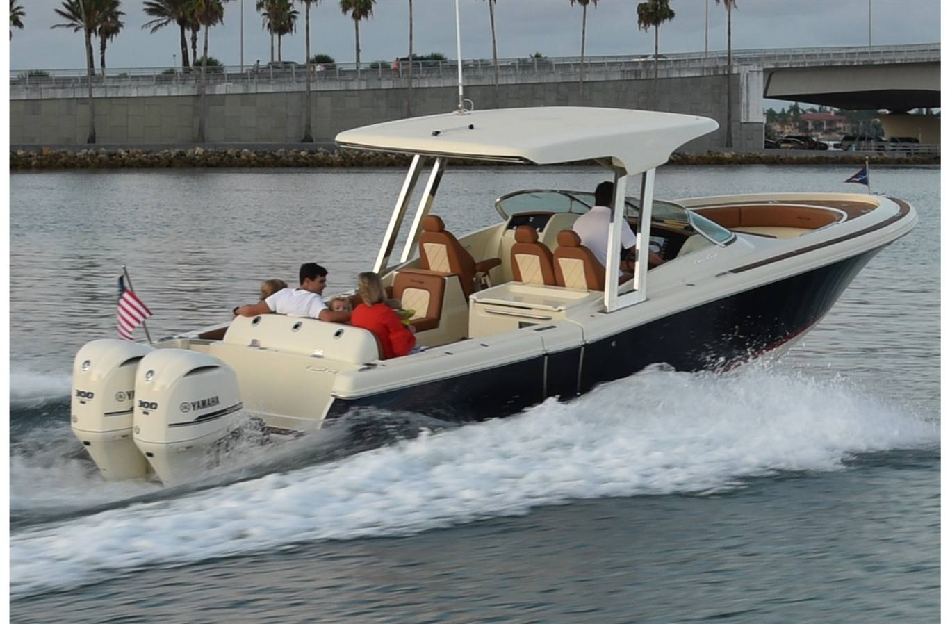 Boats from Chris Craft Colony Marine
