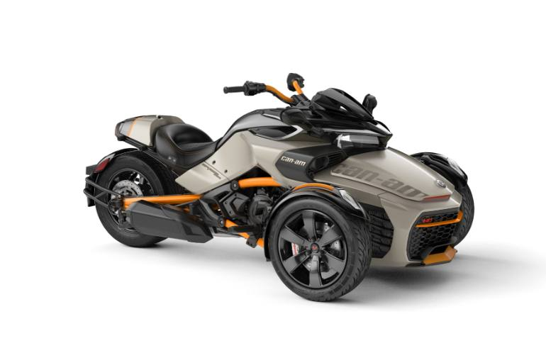 Can Am Spyder For Sale >> 2019 Can Am Spyder F3 S