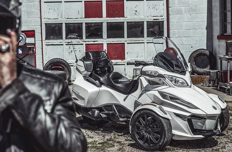 2019 Can-Am Spyder® RT SM6