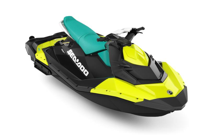 2019 sea-doo spark� 3up rotax� 900 ho ace� w/ibr�, conv. pkg.