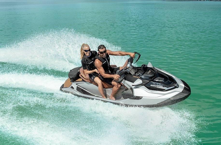 2019 Sea-Doo GTX Limited 300 Rotax® 1630 ACE™
