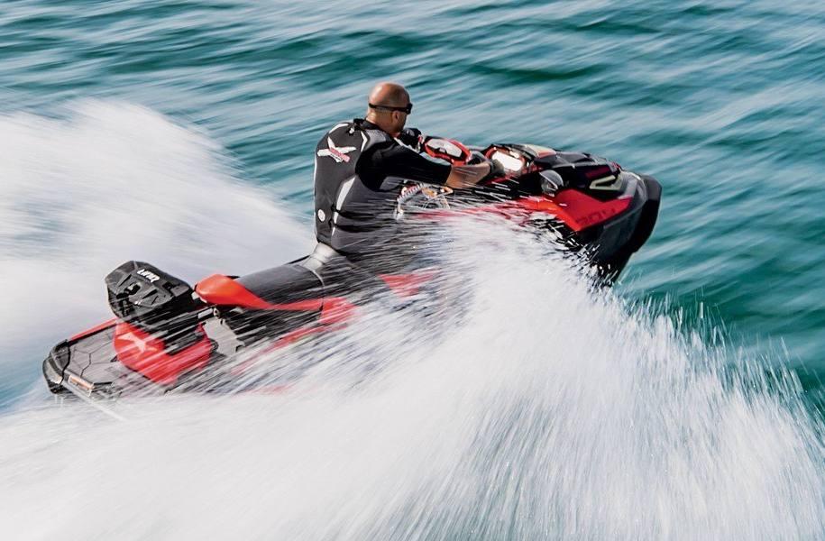2019 Sea-Doo RXT®-X® 300 Rotax®1630 ACE™ Premium w/Sound System