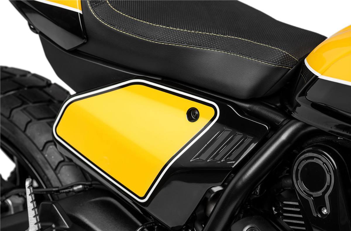 2019 Ducati Scrambler Full Throttle