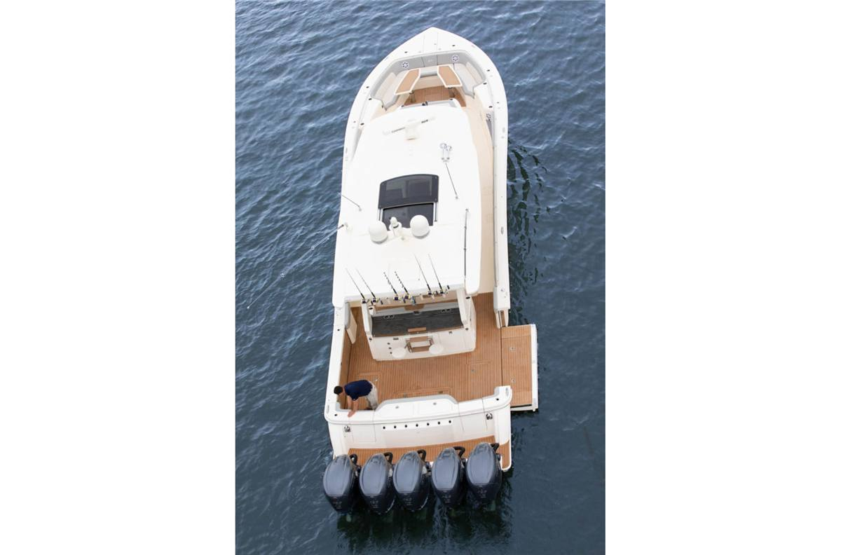 2019 Scout Boat Company 530 LXF for sale in Pointe au Baril