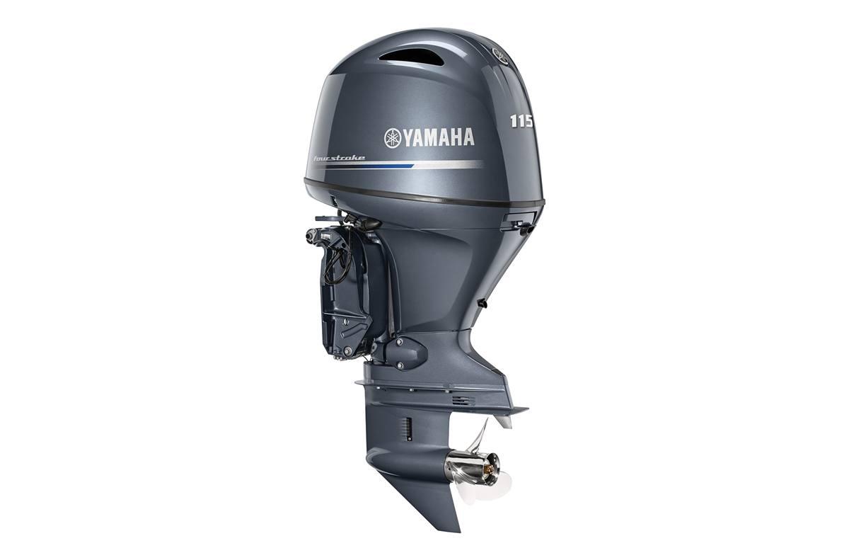 2019 Yamaha F115LB on
