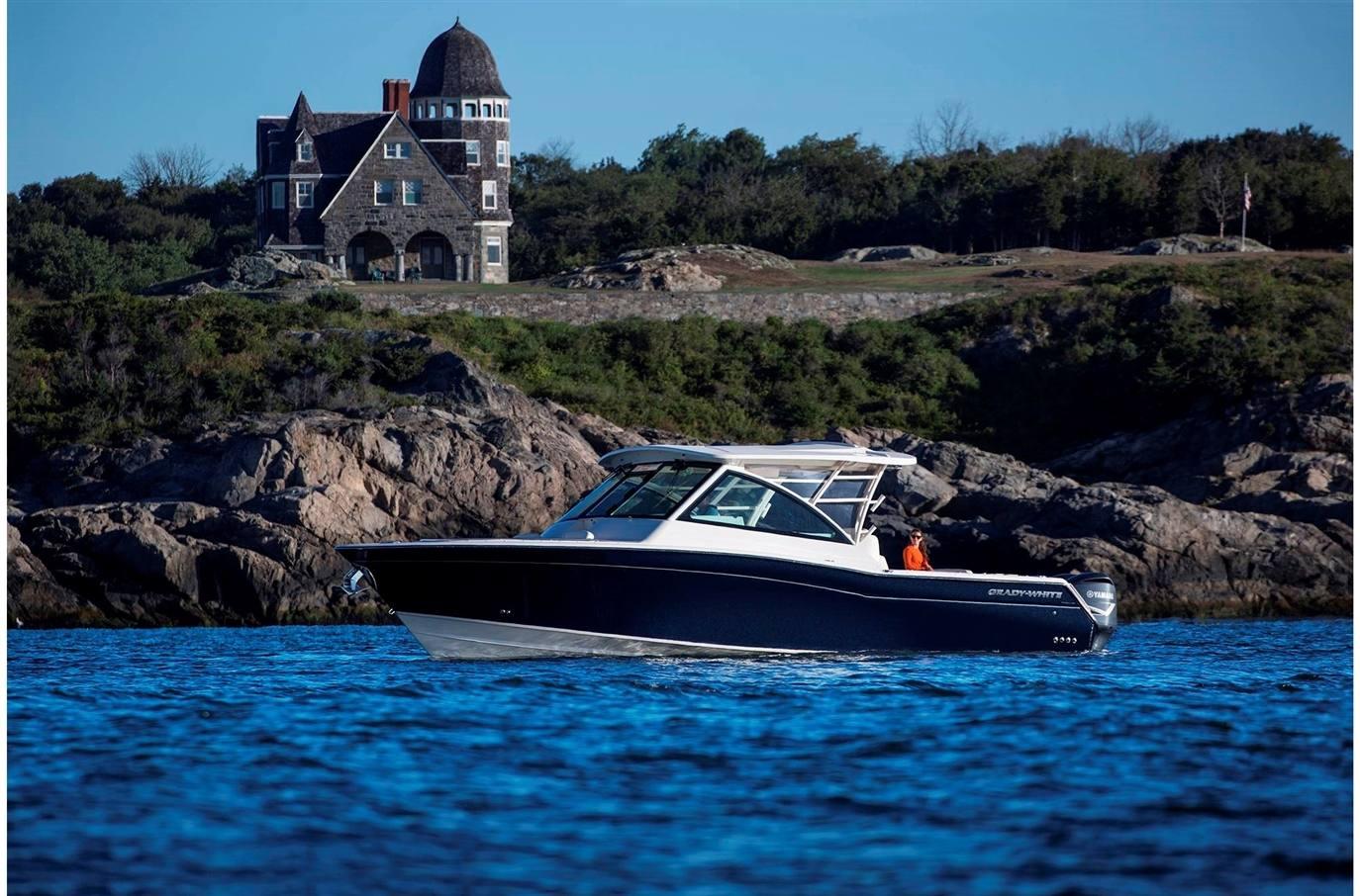 2019 Grady-White Freedom 375 for sale in Walker, MN  Resort