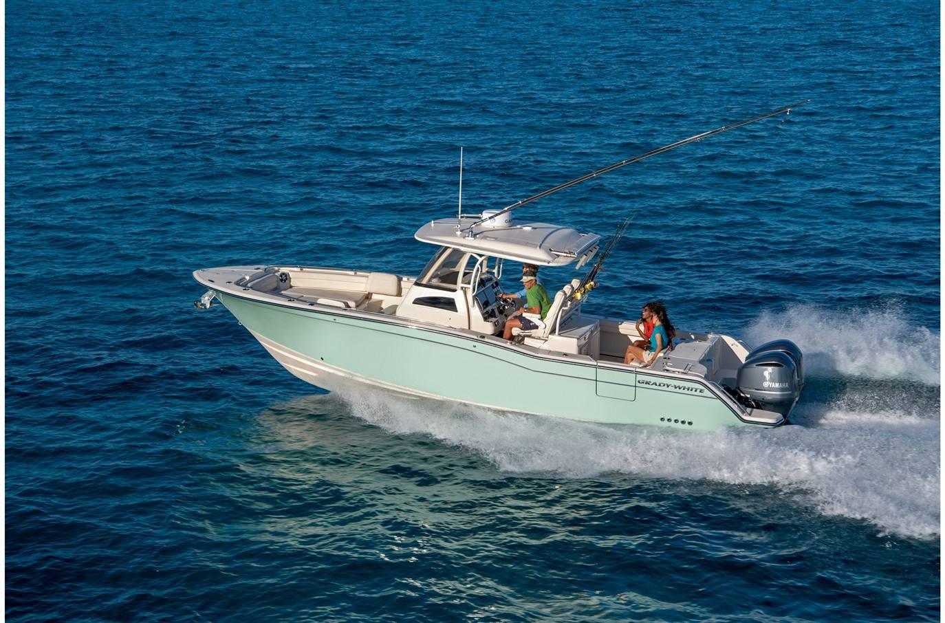 2019 Grady-White Canyon 326 for sale in Newport Beach, CA  Schock
