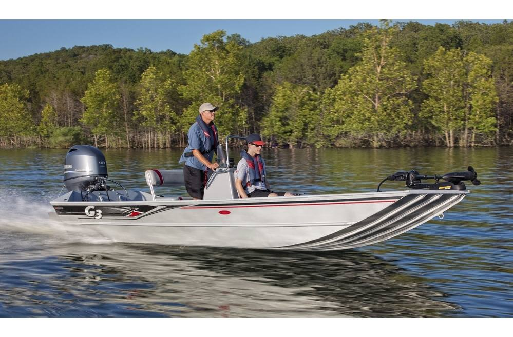 2019 G3 Gator Tough 18 CCT DLX (Prop Tunnel Hull) for sale
