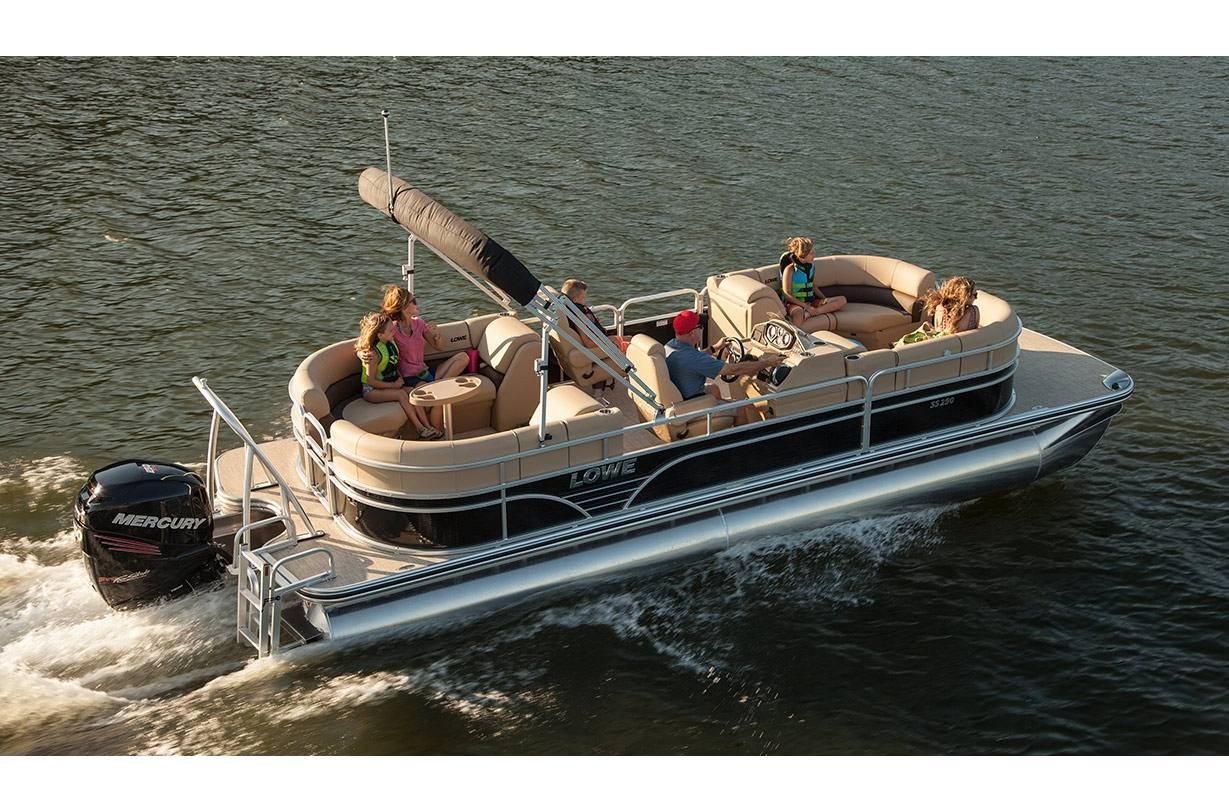 2019 Lowe SS250 Extended Walk Thru for sale in Young Harris