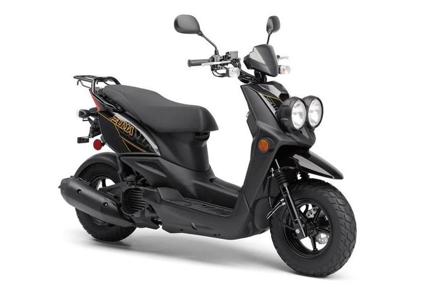 2019 Yamaha Zuma 50F