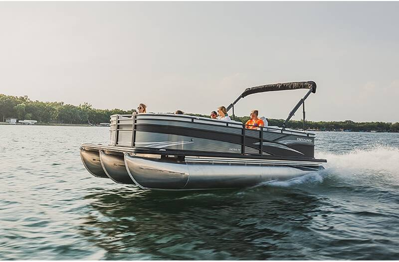 2019 Crestliner 220 Rally DX Cruise (CS) for sale in Grande