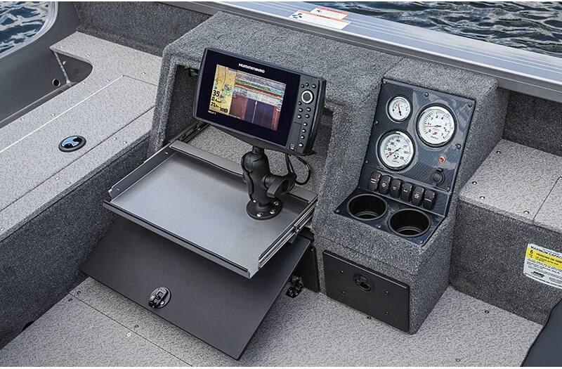 2019 Crestliner 1850 Pro Tiller for sale in Wisconsin Dells