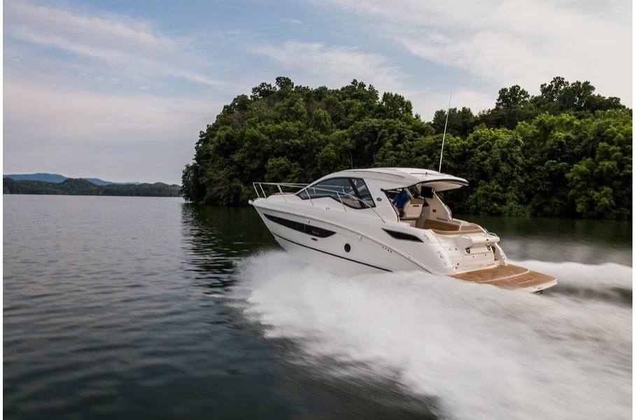 2019 Sea Ray Sundancer 350 Coupe For Sale In Vancouver Bc M P