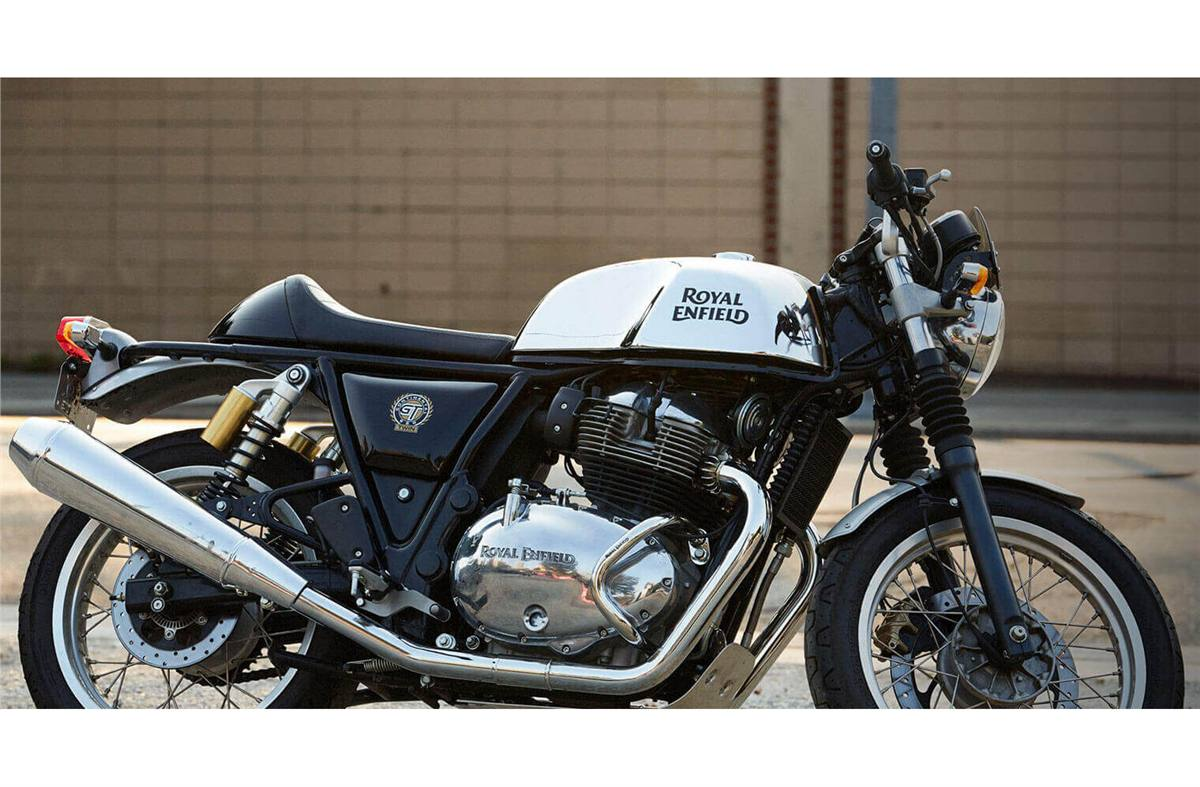 Royal Enfield Continental Gt >> 2019 Royal Enfield Continental Gt Mister Clean
