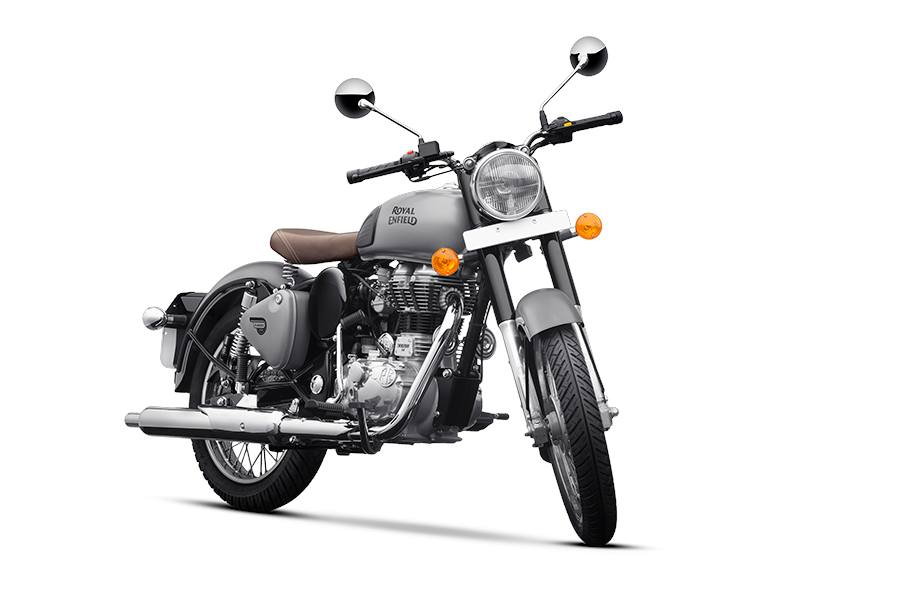 2019 Royal Enfield Classic 500 Gunmetal Grey for sale in