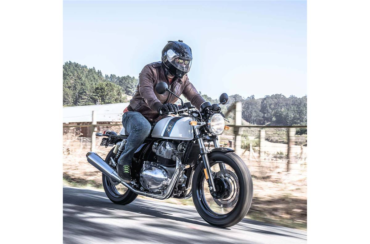 Royal Enfield Continental Gt >> 2019 Royal Enfield Continental Gt Ice Queen