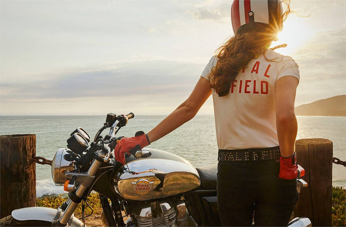 2019 Royal Enfield INT650 Glitter and Dust for sale in Lakefield, ON