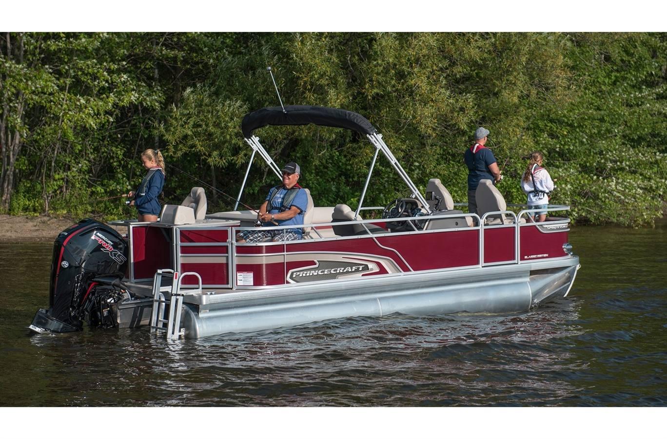 2019 Princecraft Sportfisher 21-4S for sale in Spring Lake, MI