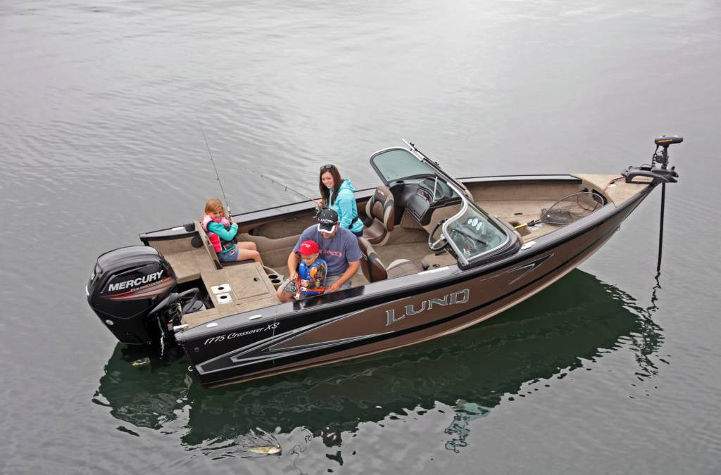 2019 Lund 1775 Crossover XS for sale in Perham, MN  Ray's