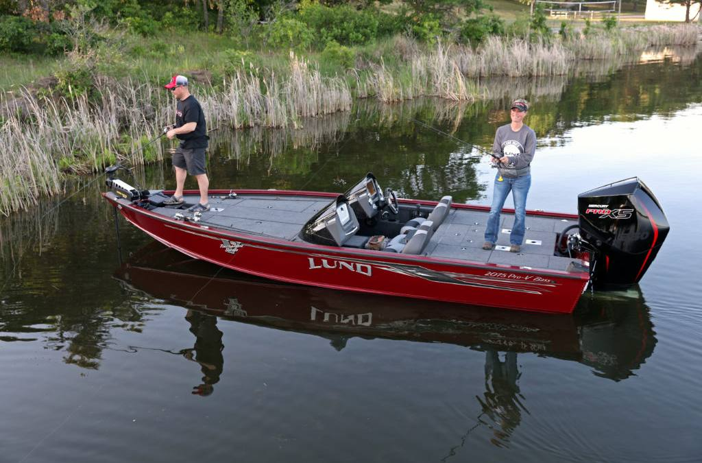 2019 Lund 2075 Pro-V Bass for sale in Fremont, NE  Victory