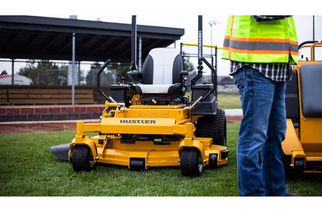 2019 Hustler Turf Equipment X-ONE® 60