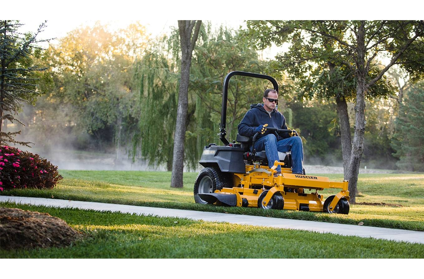 2019 Hustler Turf Equipment X-ONE® 72