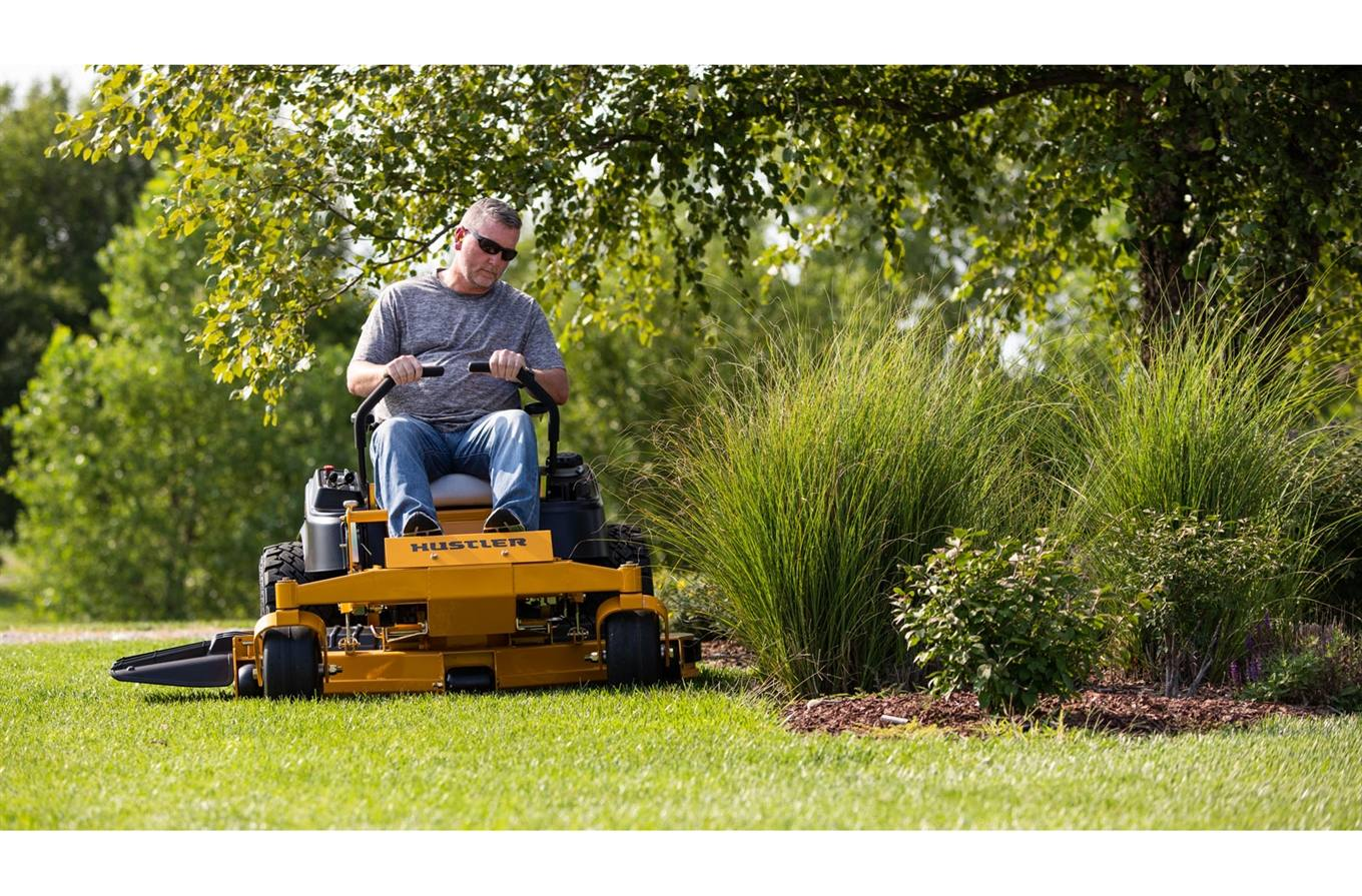 2019 Hustler Turf Equipment Raptor® SDX 48