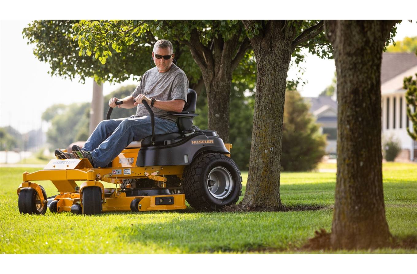 2019 Hustler Turf Equipment Raptor® SDX 60