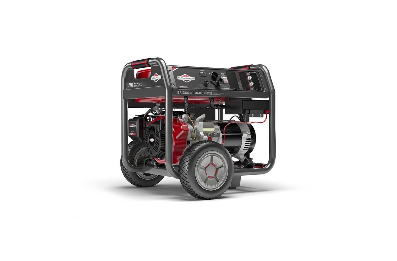 2019 Briggs & Stratton 8000 Watt Elite Series™ Portable Generator