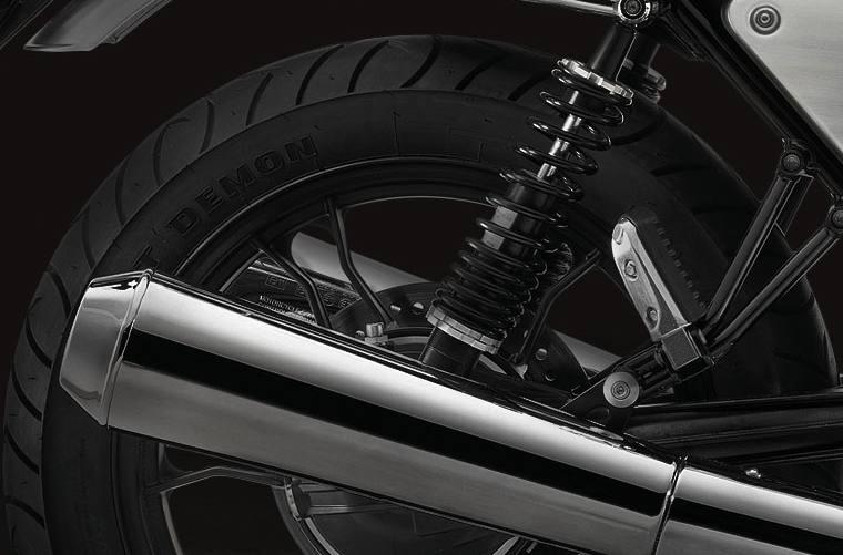 2019 Moto Guzzi V7 III Milano