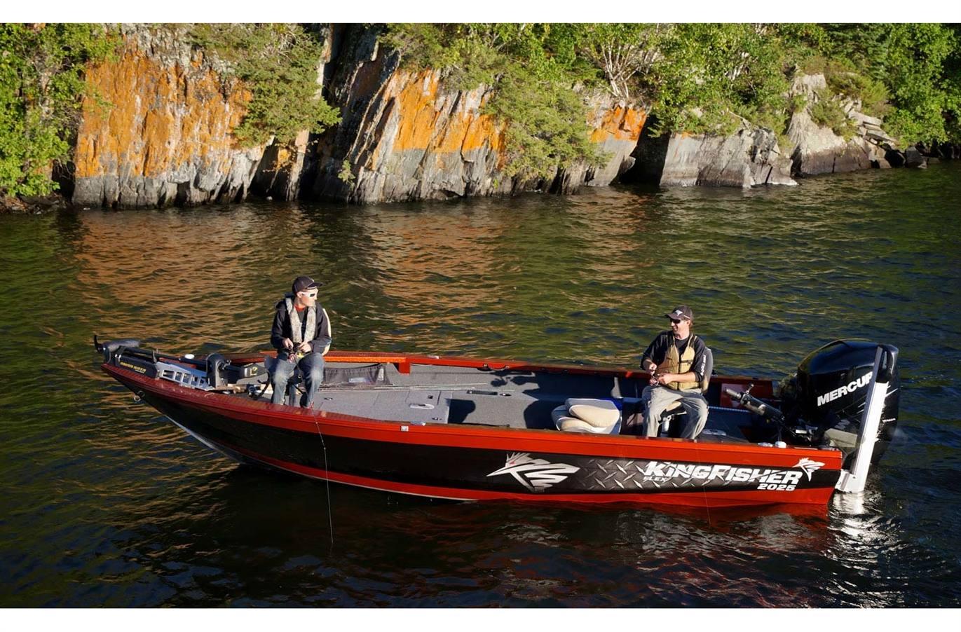 2019 Kingfisher Boats 2025 Flex Tiller for sale in Delano, MN