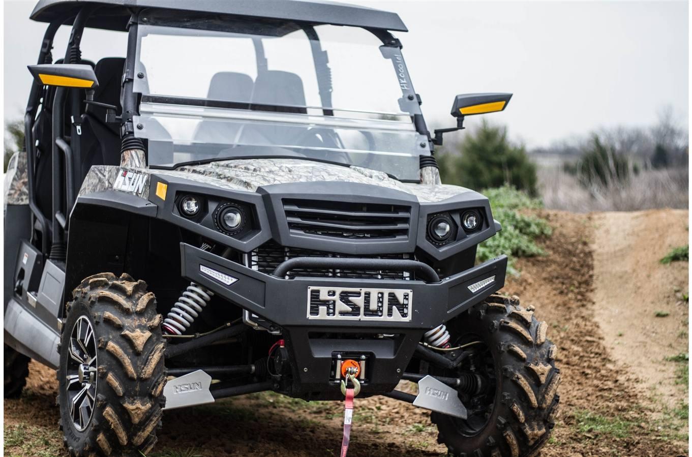 2019 Hisun Strike 1000 Crew