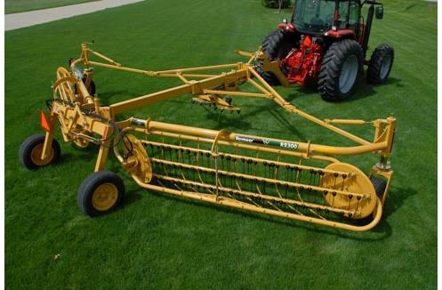 2019 Vermeer R2300 Twin Rake for sale in Crockett, TX