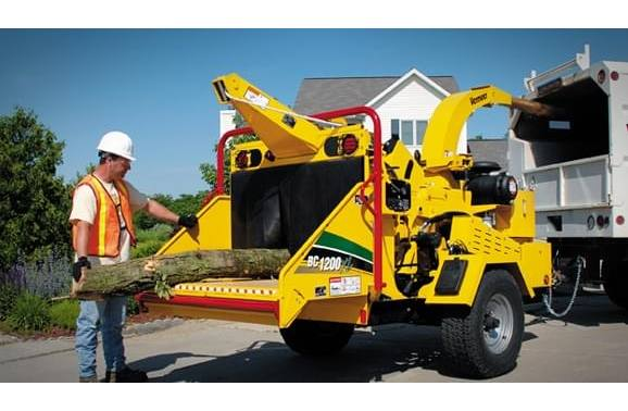 2019 Vermeer BC1200XL Gas for sale in Bloomsburg, PA  W F  Welliver
