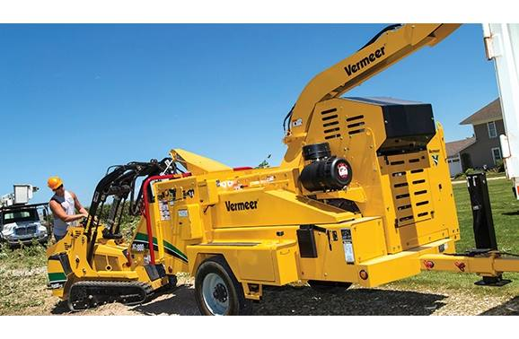 2019 Vermeer BC1800XL Tier 4 Final for sale in Bloomsburg, PA  W F