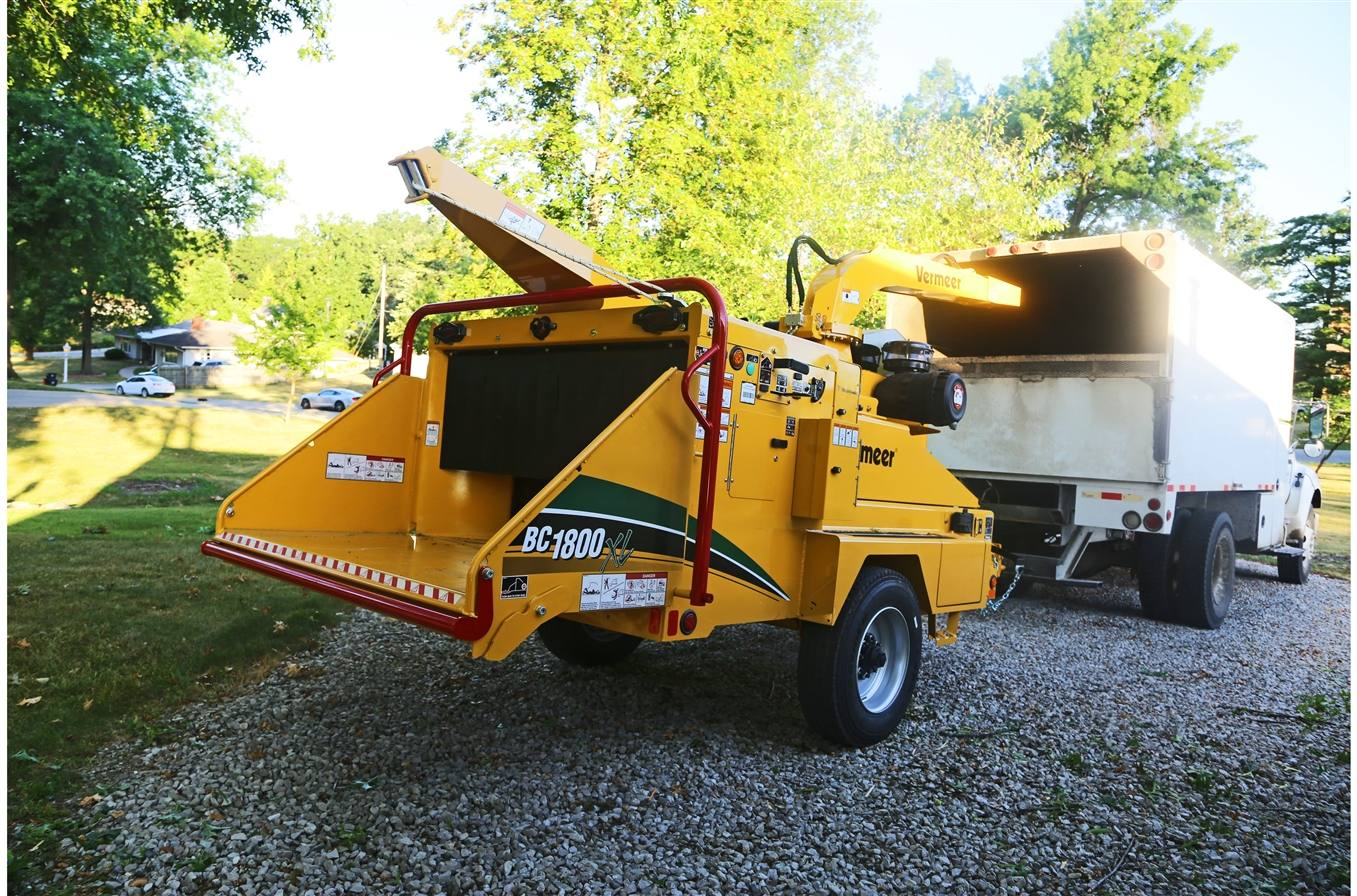 2019 Vermeer BC1800XL Gas for sale in Chili, WI  Chili