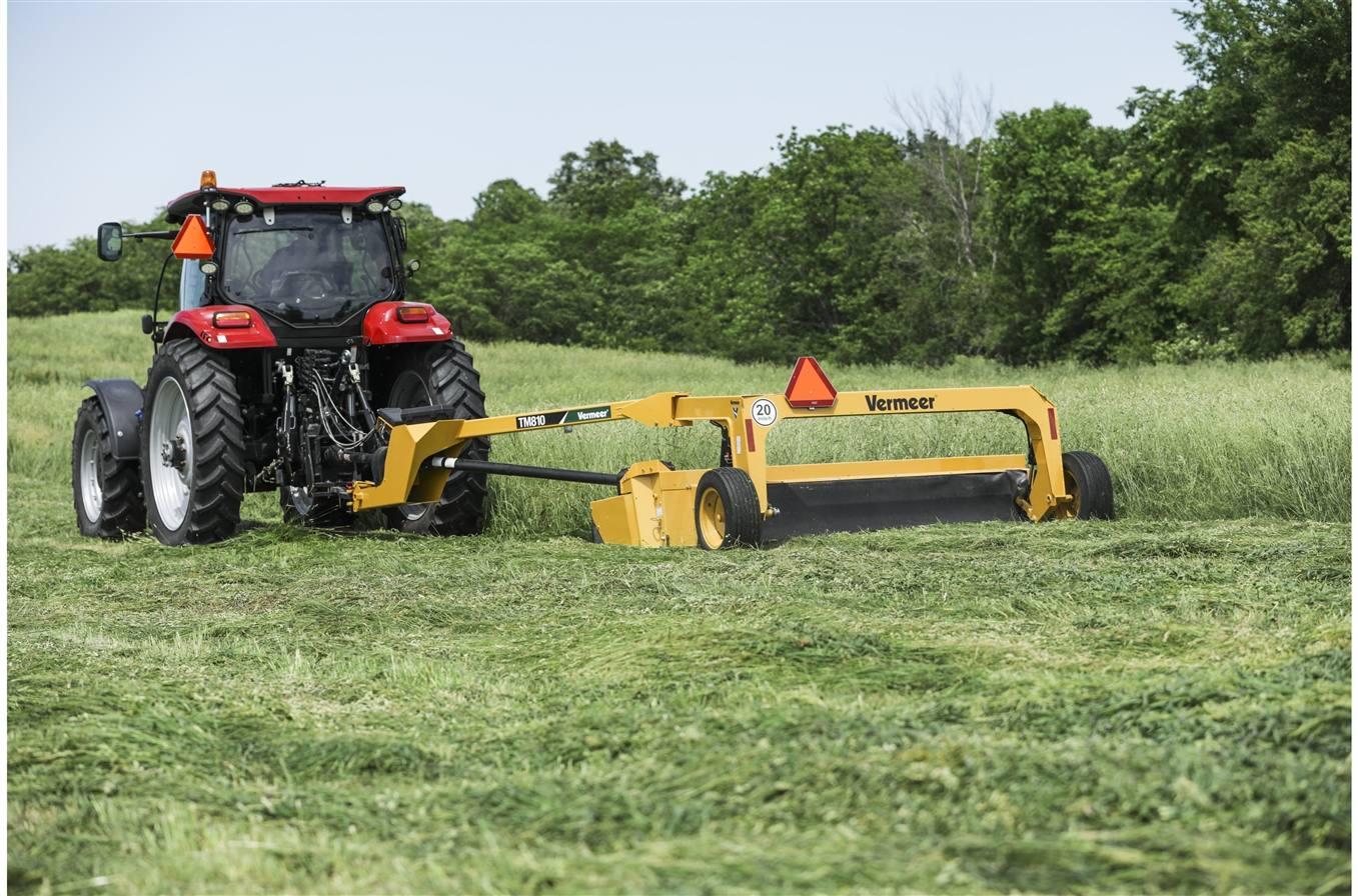 2019 Vermeer TM810 for sale in Crockett, TX  Collins Tractor