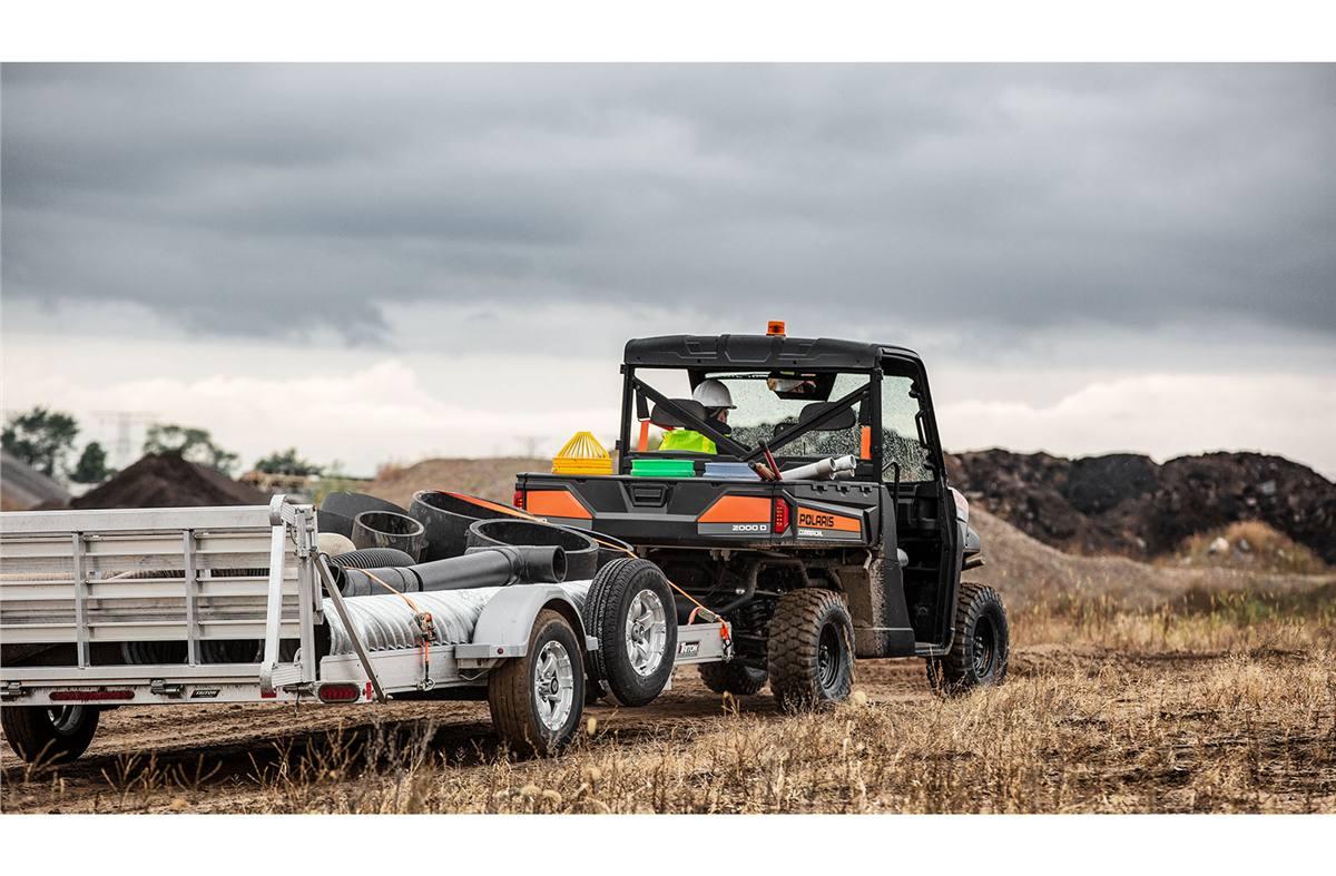 2019 Polaris Industries Polaris® PRO XD™ 2000D 2WD