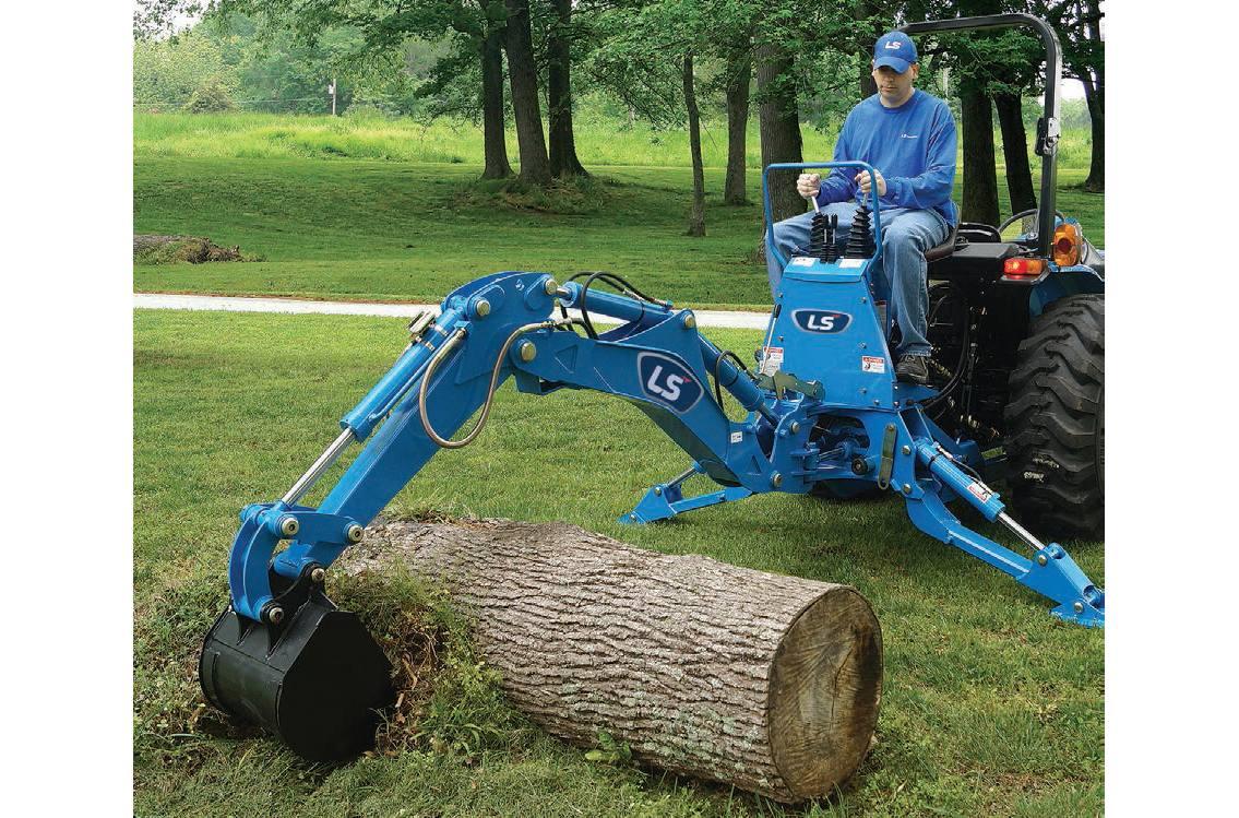 2019 LS Tractor LB2106 for sale in Danville, IN  Mower Zone