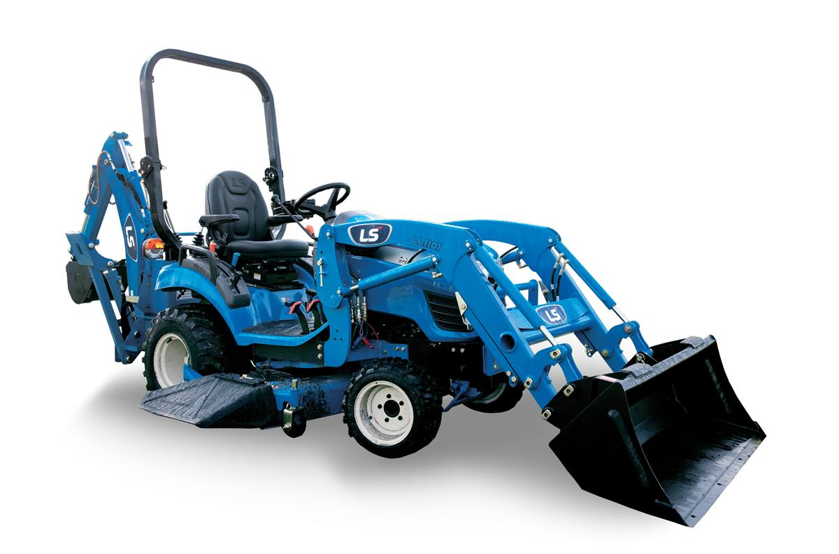 Inventory from LS Tractor Martin's Outdoor Power Equipment