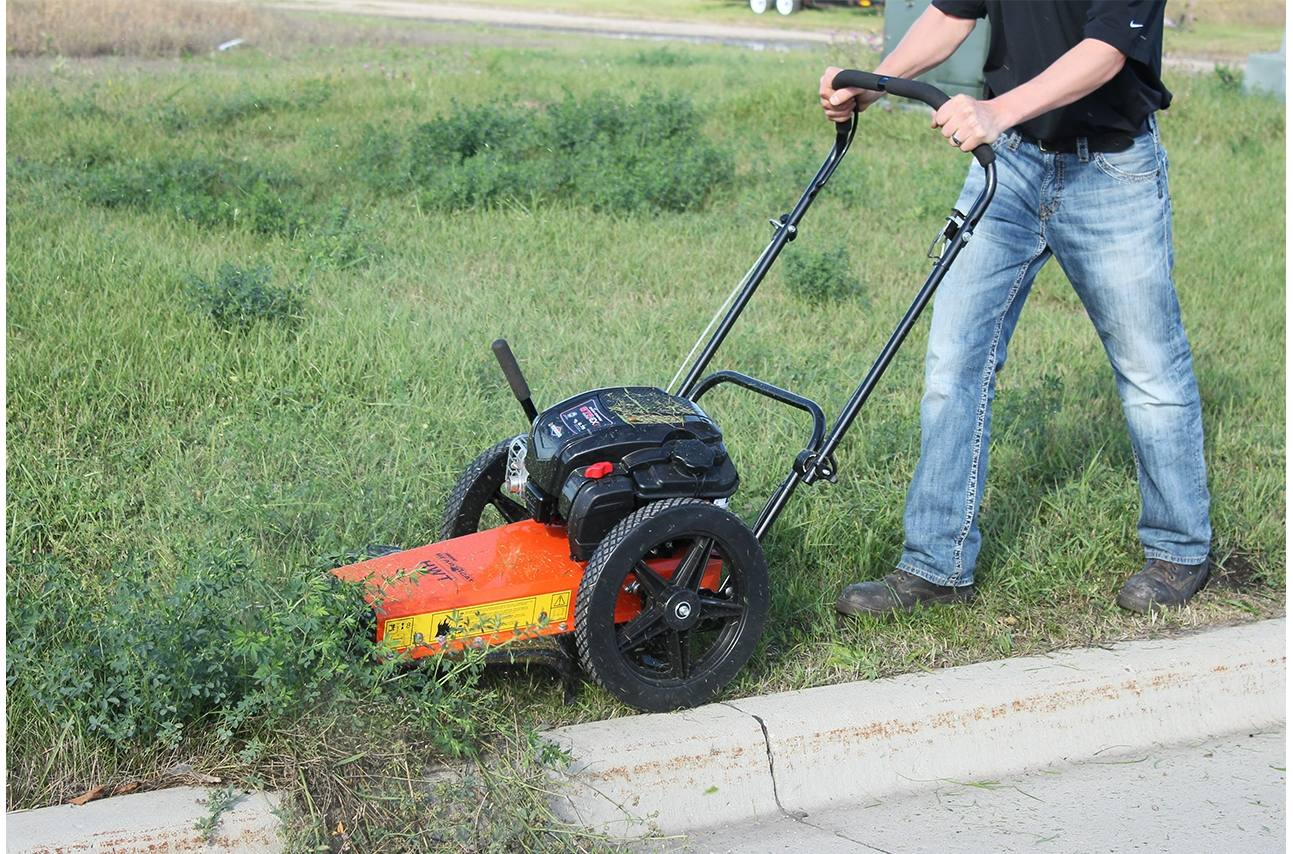 High Wheeled Trimmers