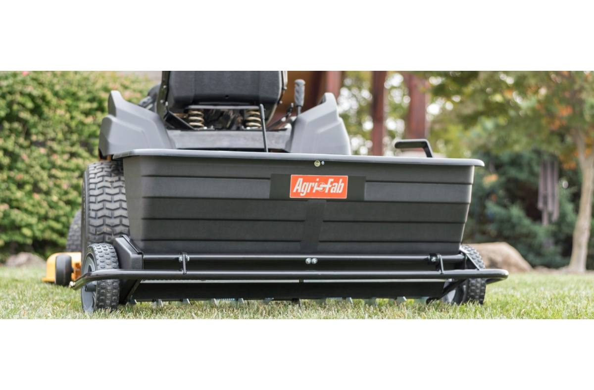 2019 Agri-Fab 175 lb  Tow Spiker / Seeder / Drop Spreader