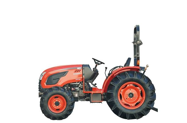 2019 KIOTI DK4510 Tractor, Loader, Heavy-Duty Bush Hog Package Sale  FREE  LOADER REBATE!