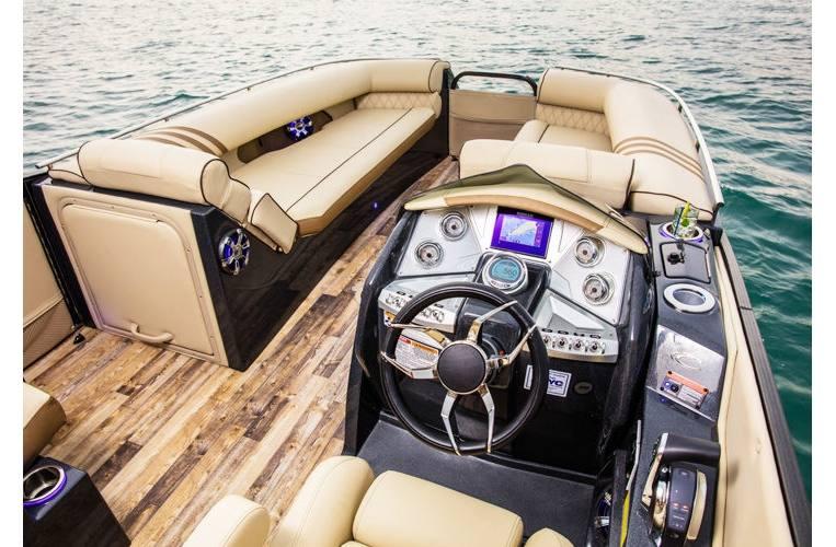 2019 Crest Pontoons Savannah 250 SLS for sale in Minot, ND