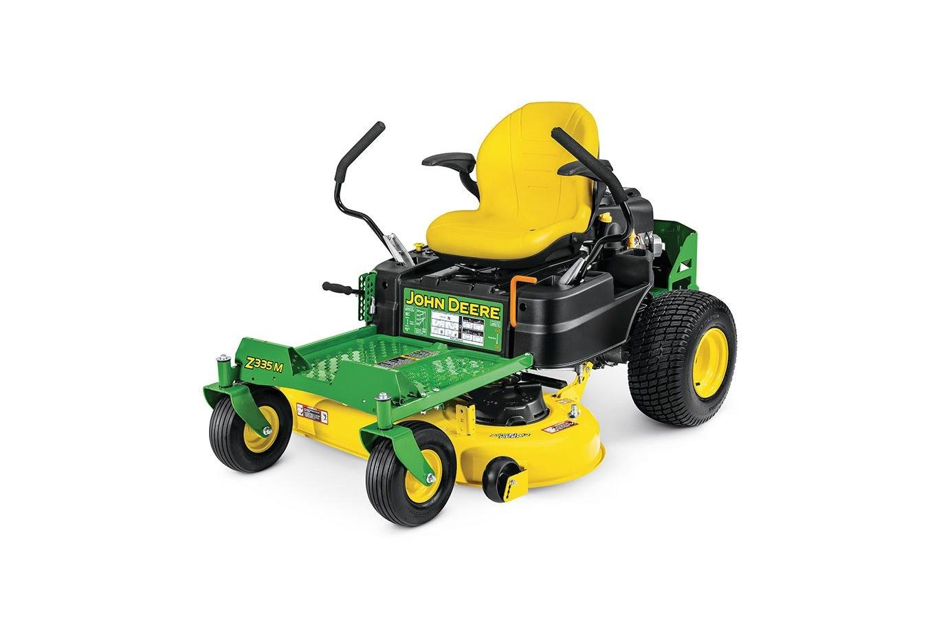 2019 John Deere Z335M with 42-inch Deck