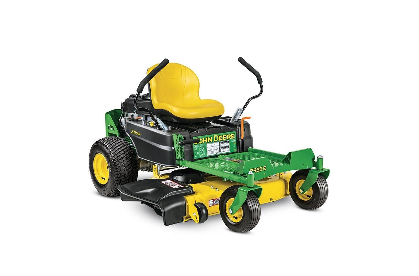2019 John Deere Z335E with 42-inch Deck