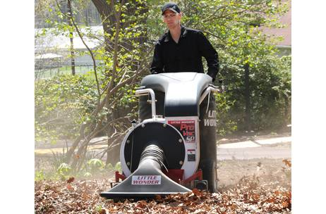Leaf and Debris Vacuums