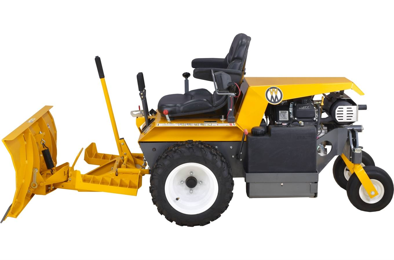 2019 Walker Mowers A32 - 48